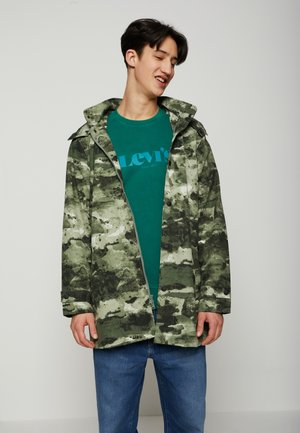 MISSION FISHTAIL - Parka - greens