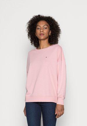 OVERSIZED OPEN  - Sweatshirt - glacier pink