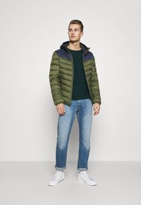 Napapijri - AERONS - Winter jacket - green depths - 1