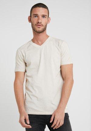 TYXX - T-Shirt basic - light beige