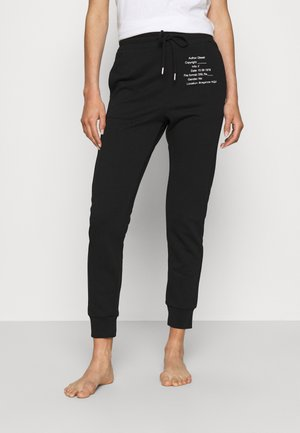 UFLB-ALINA - Pyjamahousut/-shortsit - black