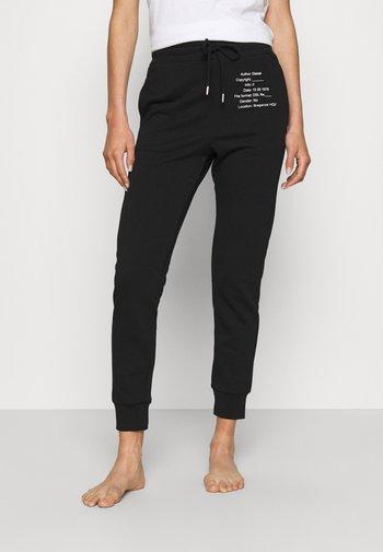 UFLB-ALINA - Pyjama bottoms - black