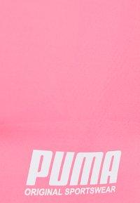 Puma - WOMEN SPORTY PADDED - Bustier - pink - 4