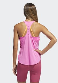 adidas Performance - GO TO TANK 2.0 - Top - pink - 1