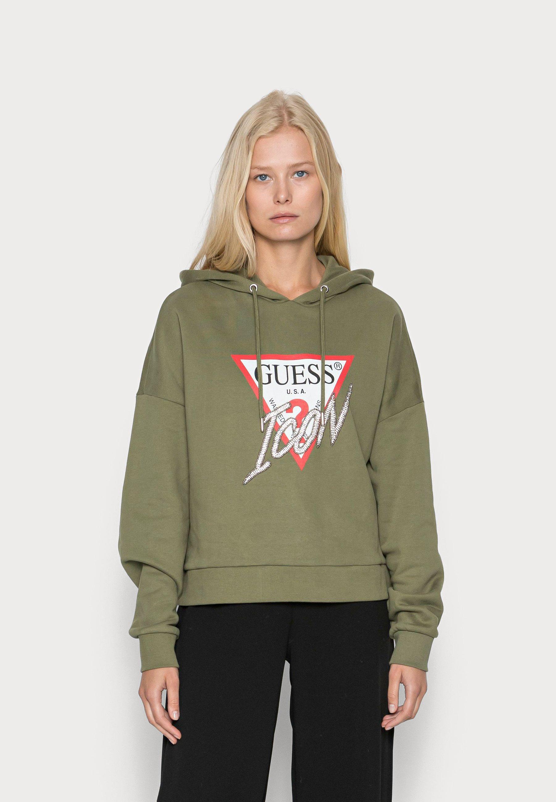 Women ICONIC HOOD  - Sweatshirt