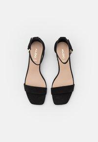 ALDO - KEDEAVIEL - Sandals - black - 5