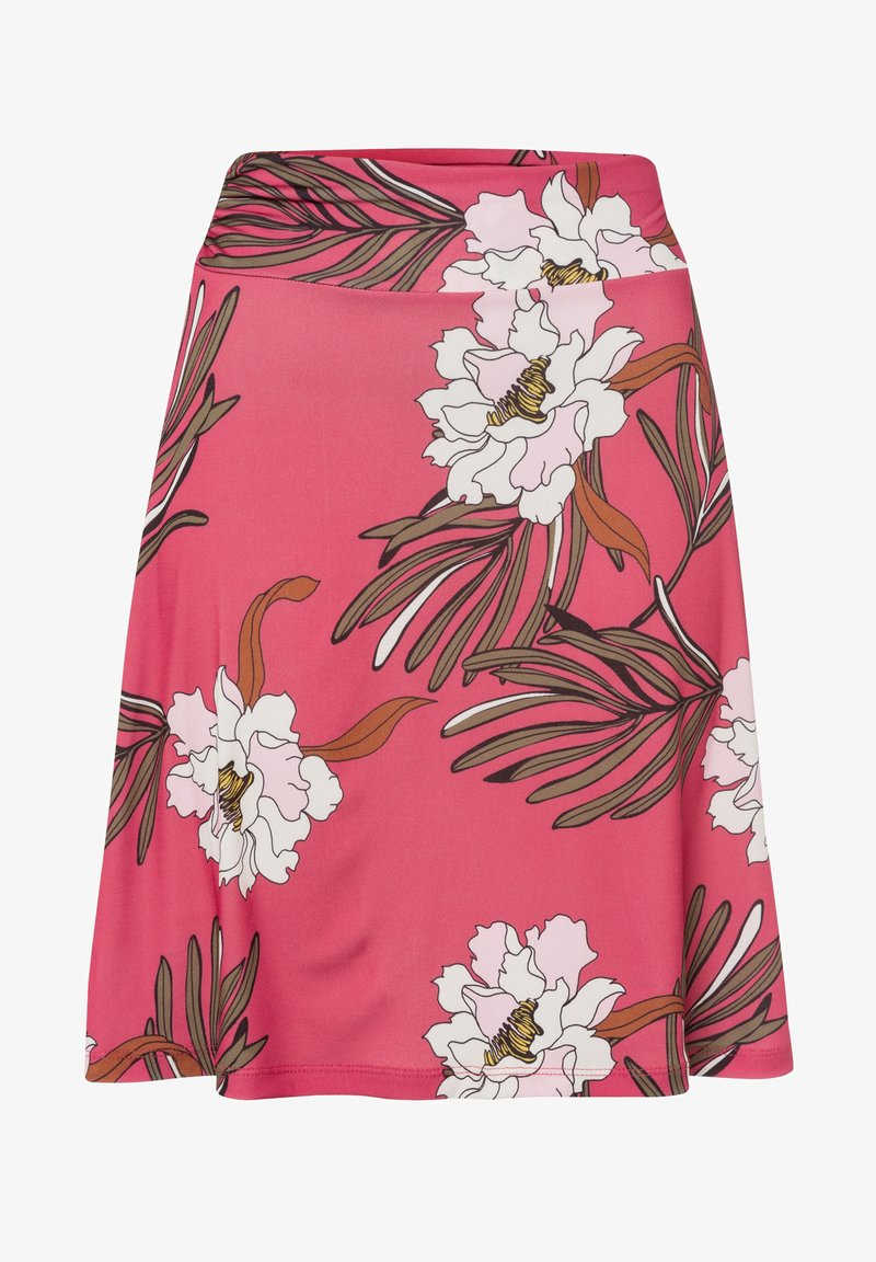 More & More - A-line skirt - rot