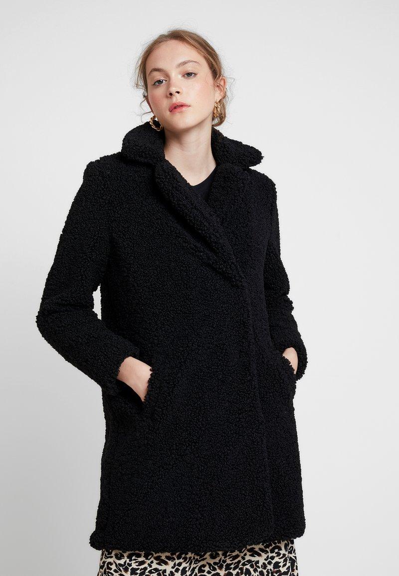 Noisy May - NMGABI JACKET - Winter coat - black