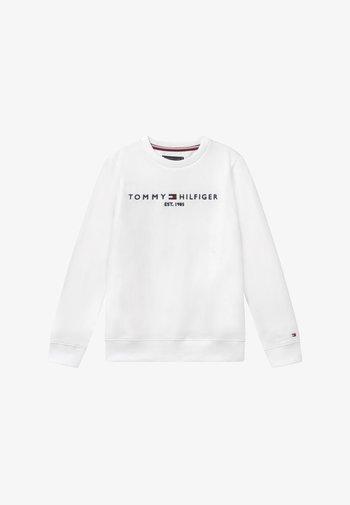 ESSENTIAL UNISEX - Sweater - white