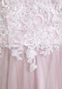 Luxuar Fashion - Cocktail dress / Party dress - ivory/mauve - 2