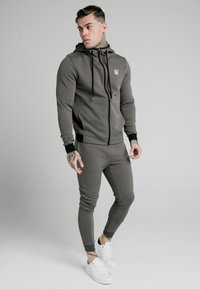 SIKSILK - Trainingsvest - smoked grey - 1