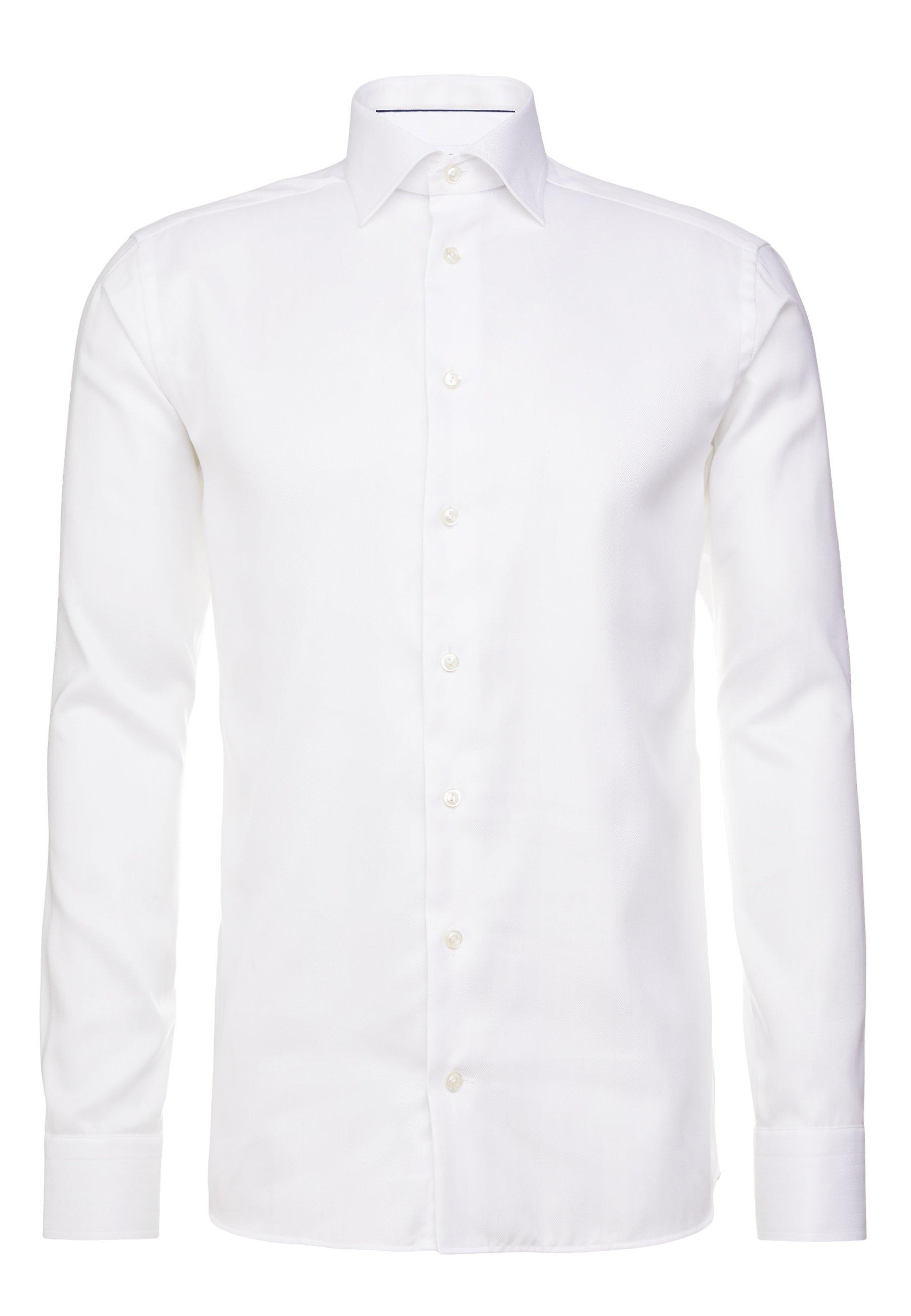 Eton CONTEMPORARY FIT Skjorte white Zalando.no
