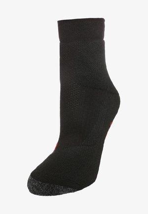 TE 2 SHORT - Sports socks - black