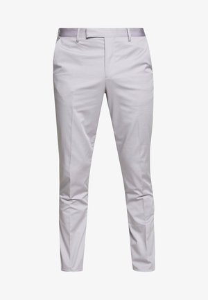 GENTS SLIM FIT TROUSER - Pantaloni - lilac