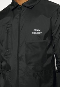 Denim Project - UTILITY - Summer jacket - black - 6