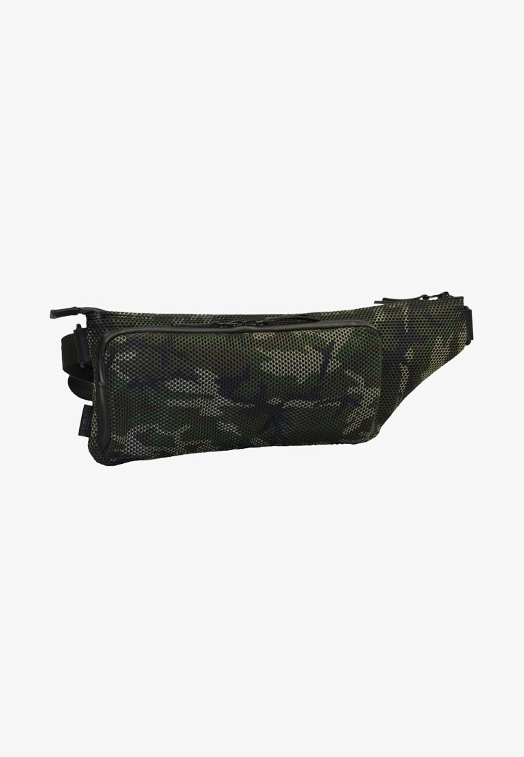 Jost - MESH  - Bum bag - camo