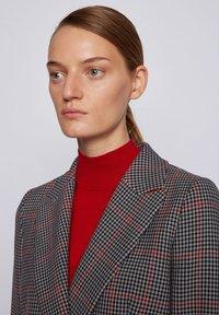 BOSS - Classic coat - patterned - 3