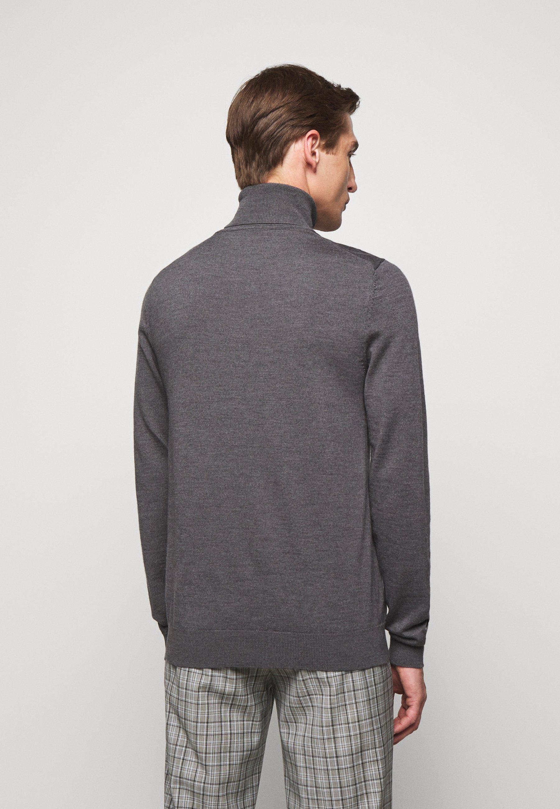 Pepe Jeans PHILIP - Stickad tröja - infinity/mörkgrå - Herr Vinterkläder impwK