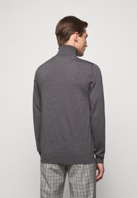HUGO - SAN THOMAS - Jumper - charcoal - 2