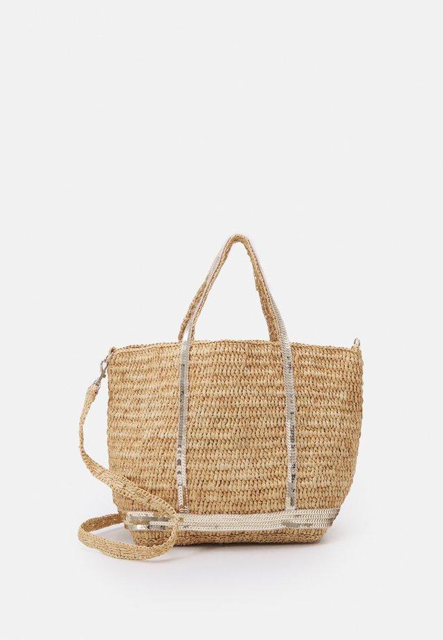 CABAS PETIT - Handtasche - beige