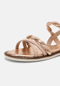 Tamaris - Sandals - rose gold - 7