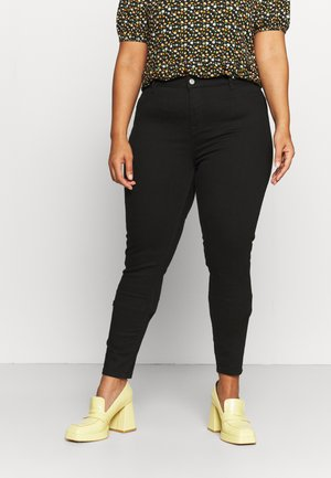 SLFAYA - Jeans Skinny Fit - black