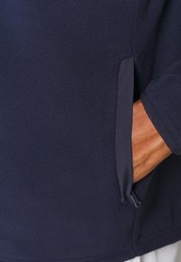 Polo Ralph Lauren Golf - LONG SLEEVE FULL ZIP - Fleece jacket - french navy - 4