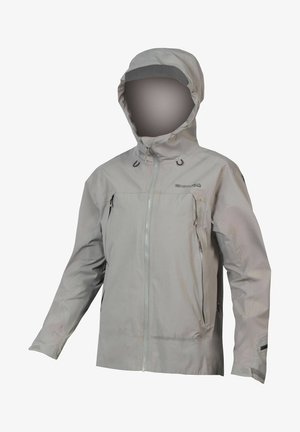 Soft shell jacket - grün