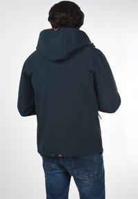 INDICODE JEANS - Outdoor jacket - navy - 2