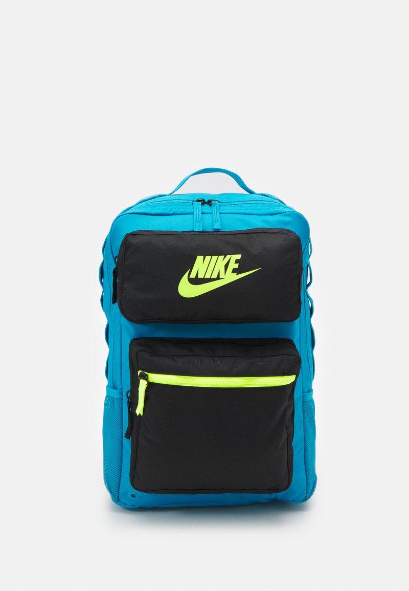 Nike Sportswear - FUTURE PRO 24 L UNISEX - Batoh - laser blue/black/volt