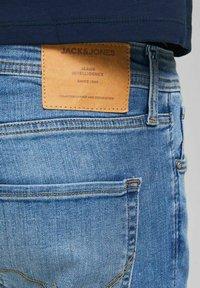 Jack & Jones - Straight leg jeans - blue denim - 7