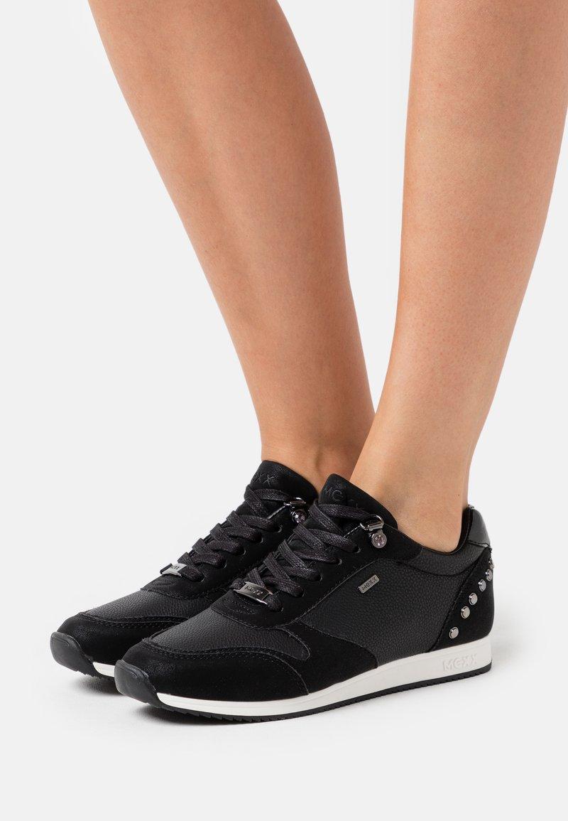 Mexx - DJEM - Trainers - black