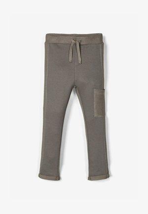 Trousers - granite grey