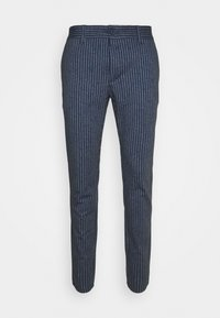 Only & Sons - ONSMARK PANT STRIPES - Trousers - dress blues - 4