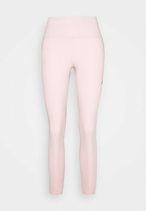 NEW STRONG HIGHWAIST - Legginsy - ginger peach