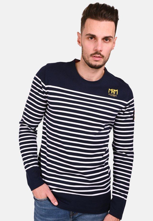 TRAMI - SWEATER - Sweatshirt - navy blue