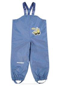 Minions - MATSCH UND BUDDELANZUG SET-Waterproof jacket - Regenbroek - marine print - 2