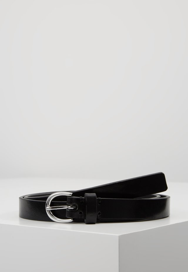 TOWN BELT - Vyö - black