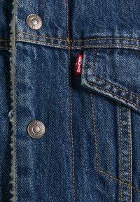 Levi's® - TRUCKER - Denim jacket - rough and tumble - 7