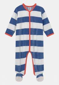 Petit Bateau - DORS BIEN - Sleep suit - white/blue - 0