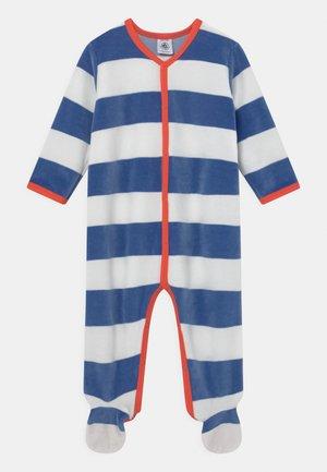 DORS BIEN - Sleep suit - white/blue