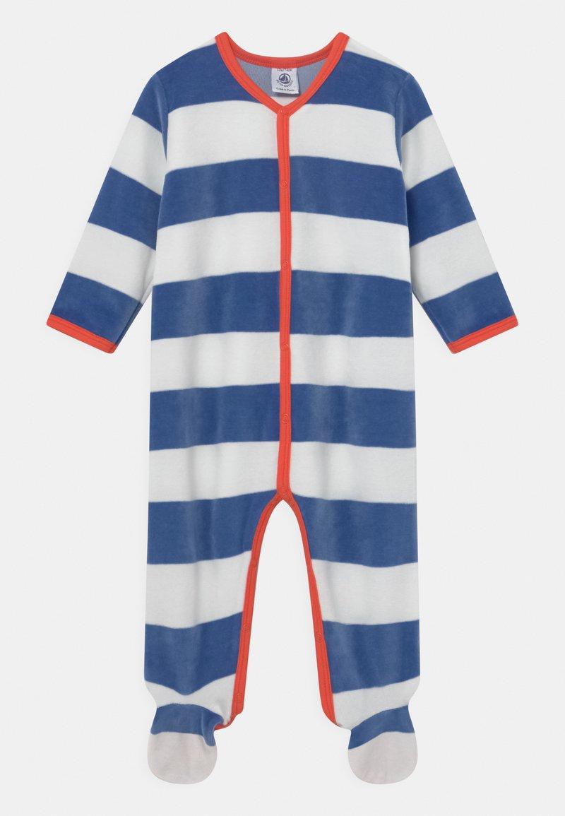Petit Bateau - DORS BIEN - Sleep suit - white/blue