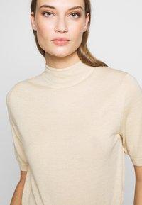 Filippa K - EVELYN - T-shirt basic - ecru - 4