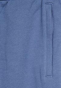 adidas Originals - 3 STRIPE UNISEX - Tracksuit bottoms - crew blue - 6