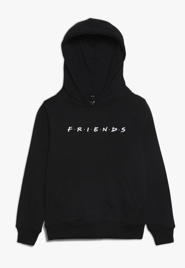 KIDS FRIENDS HOODY - Hoodie - schwarz