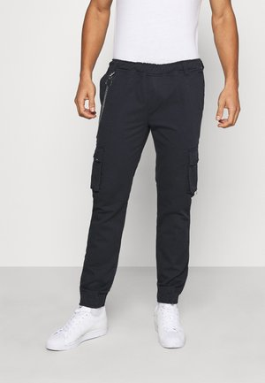 MILFORD TROUSER - Cargo trousers - navy
