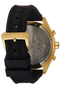 Versace Watches - Chronograph watch - black/gold-coloured - 1