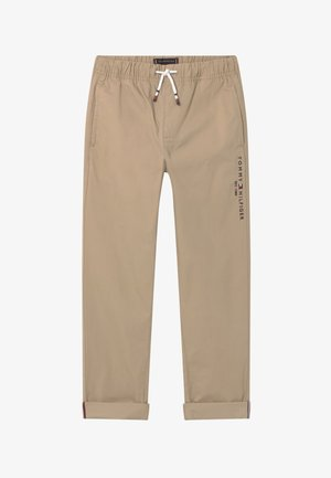 PULL ON PANTS - Trousers - silt