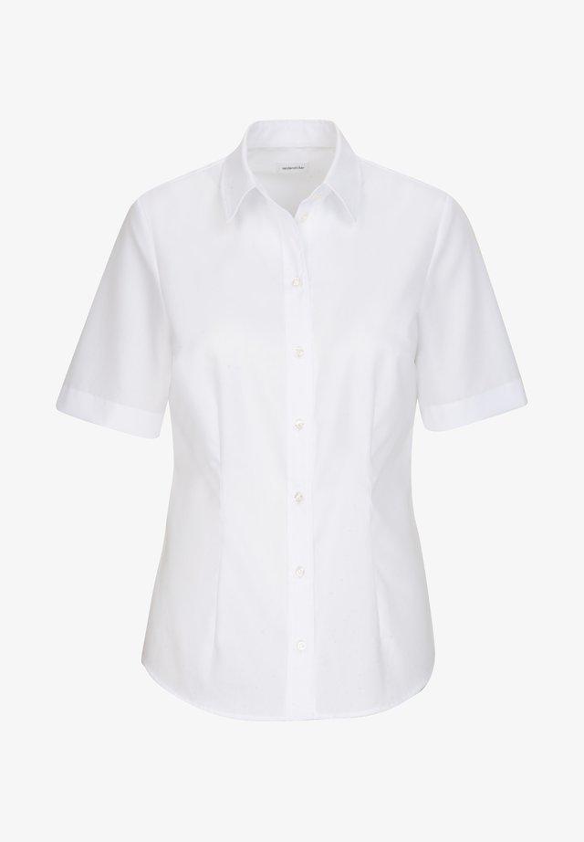 Skjorte - weiss