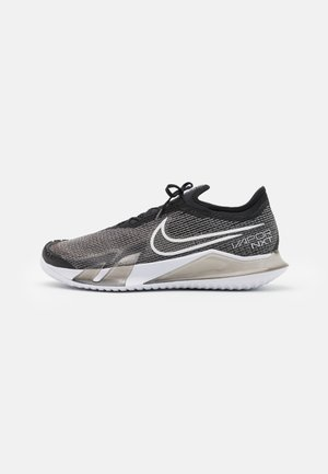 COURT REACT VAPOR NXT - All court tennisskor - black/white